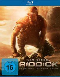 Riddick (mozi- és bővített változat) *2013* (Blu-ray)