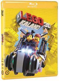 A LEGO kaland - lentikuláris borítós változat (Blu-ray3D+Blu-ray)