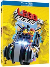 A LEGO kaland (Blu-ray3D+Blu-ray)