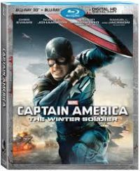 Amerika Kapitány - A Tél Katonája (Blu-ray3D+Blu-ray)