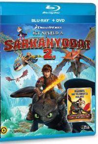 Így neveld a sárkányodat 2. (Blu-ray+DVD)