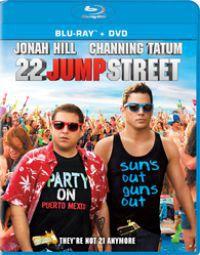 22 Jump Street - A túlkoros osztag (Blu-ray)