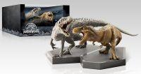 Jurassic World - Limitált, dinoszaurusz-szobros változat - 3D Blu-ray+Blu-ray