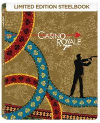 James Bond - Casino Royale - limitált, fémdobozos változat (steelbook) (Blu-ray)