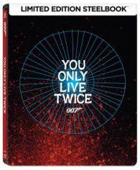 James Bond - Csak kétszer élsz - limitált, fémdobozos változat (steelbook) (Blu-ray)