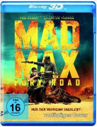Mad Max: A harag útja (3D Blu-ray + BD)