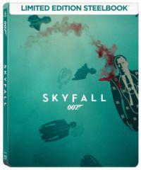 James Bond - Skyfall - limitált, fémdobozos változat (steelbook) (Blu-ray)
