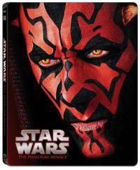 Star Wars I. rész - Baljós árnyak - limitált, fémdobozos változat (steelbook) (Blu-ray)