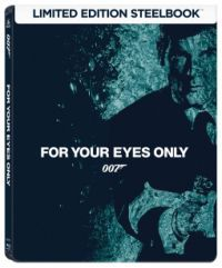 James Bond - Szigorúan bizalmas - limitált, fémdobozos változat (steelbook) (Blu-ray)