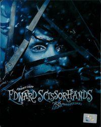 Ollókezű Edward - 25. évfordulós kiadás - limitált, fémdobozos kiadás (steelbook) (Blu-Ray)