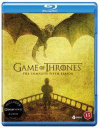 Trónok harca: 5. évad (5 Blu-ray)