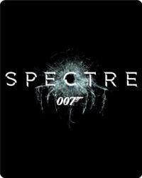 James Bond - Spectre - A Fantom visszatér - limitált, fémdobozos változat (steelbook) *Blu-ray*