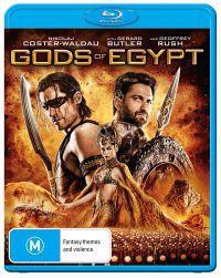 Egyiptom istenei (Blu-Ray)