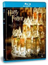 Harry Potter és a félvér herceg (kétlemezes, új kiadás - 2016) (BD+DVD)