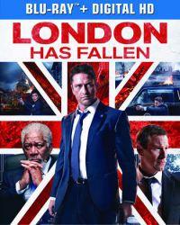 Támadás a Fehér Ház ellen 2.: London ostroma (Blu-Ray)
