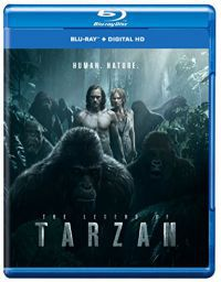 Tarzan legendája (Blu-ray)