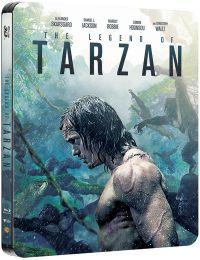 Tarzan legendája (3D Blu-ray + Blu-ray) - Limitált fémdobozos kiadás