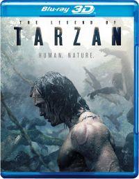 Tarzan legendája (3D Blu-ray)