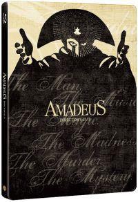 Amadeus *Steelbook* (Blu-Ray)