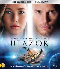 Utazók (UHD + BD) (Blu-Ray)