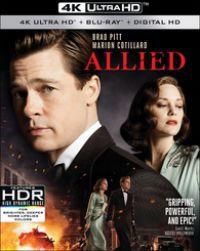 Szövetségesek (4K Blu-ray)