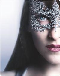 A sötét ötven árnyalata (bővített- és moziváltozat) (Blu-Ray) - limitált, fémdobozos változat