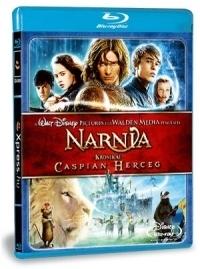 Narnia krónikái: Caspian herceg (Blu-ray)