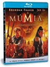 A Múmia 3. - A Sárkánycsászár sírja (Blu-ray)