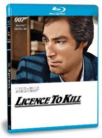 James Bond - Magányos ügynök (új kiadás) (Blu-ray)