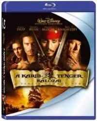 A Karib-tenger kalózai 1.-A fekete gyöngy átka (Blu-ray)