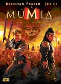 A Múmia 3. - A Sárkánycsászár sírja (DVD)