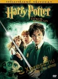 Harry Potter és a titkok kamrája (2 DVD)