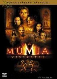 A Múmia visszatér (DVD)
