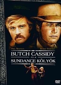 Butch Cassidy és a Sundance kölyök (DVD)