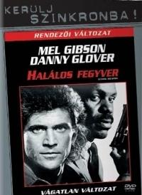 Halálos fegyver 1. (DVD)