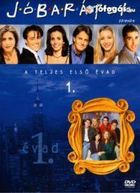 Jóbarátok - 1. évad (4 DVD)