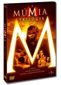 Múmia trilógia (4 DVD)