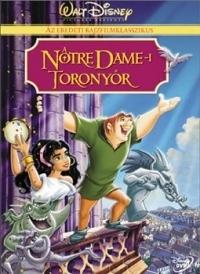 A Notre Dame-i toronyőr *Disney* (DVD)