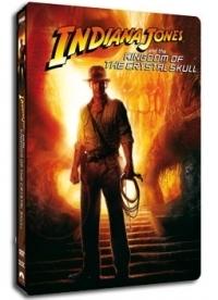 Indiana Jones és a kristálykoponya (Fémdobozos-Limitált) (2 DVD)