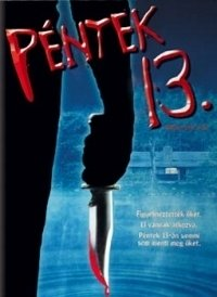 Péntek 13 (DVD) *1980 - Klasszikus*