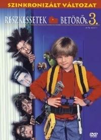 Reszkessetek betörők 3. - szinkronizált változat (DVD)