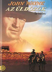 Az üldözők *John Wayne* (DVD)