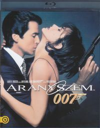 James Bond: Aranyszem (DVD)