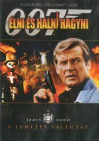 James Bond 08. - Élni és halni hagyni (DVD)