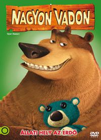 Nagyon vadon - animációs arcok sorozat (DVD)