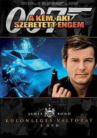 James Bond 10. - A kém, aki szeretett engem (DVD)