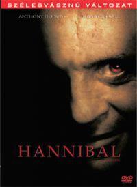 Hannibal (DVD) 1 lemezes kiadás !!!