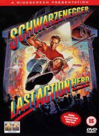 Az utolsó akcióhős (DVD)