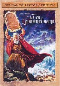 A tízparancsolat *1956 - Klasszikus* (DVD)