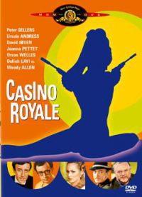 Casino Royale (1967) (DVD)